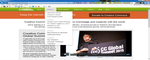 CHABOS-Creative Commons licenses