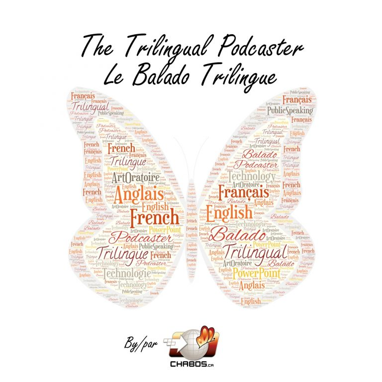 Trilingual Podcaster-Balado Trilingue